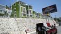 25 maisons ont été inaugurées à Port-au-Prince au mois d'avril pour loger les victimes du tremblement de terre.