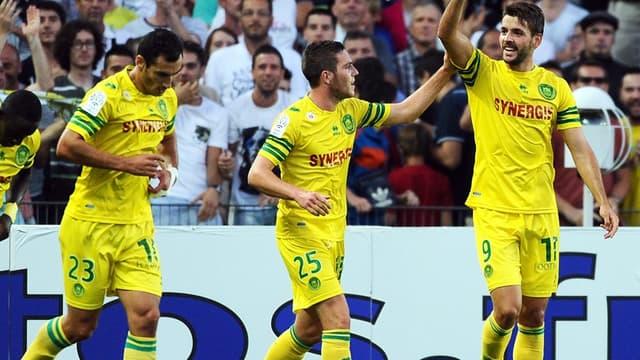 Le FC Nantes s'impose 2-0 face à Bastia