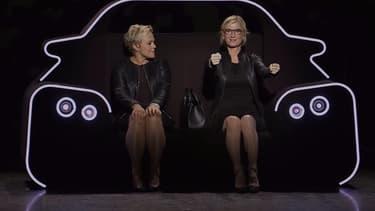 Muriel Robin et Michèle Laroque réunies sur scène