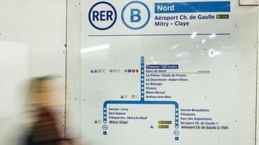 Le CDG Express devrait désengorger le RER B.