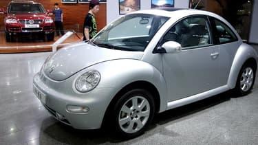 """""""La perte de la Coccinelle devrait provoquer toute une palette d'émotions chez les très nombreux fans dévoués à la Coccinelle"""", a déclaré Hinrich Woebcken, le PDG de Volkswagen Amérique du nord."""