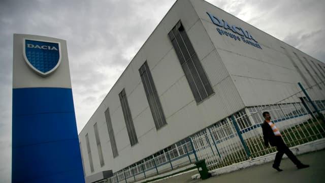 Dacia réalisera en 2012 un tiers des ventes globales du groupe Renault.
