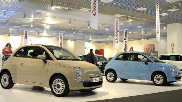 Fiat veut sortir du segment A en Europe, le segment de voitures comme la Fiat 500, des modèles jugés pas assez rentables.