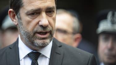Christophe Castaner à Lyon, en mai 2019. - Romain Lafabregue - AFP