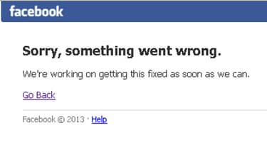 Le réseau social Facebook subit une panne générale, jeudi 19 juin au matin.