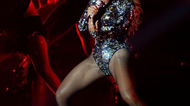 La ligne de vêtements de sport conçue par Beyoncé et Topshop sera lancée en 2015