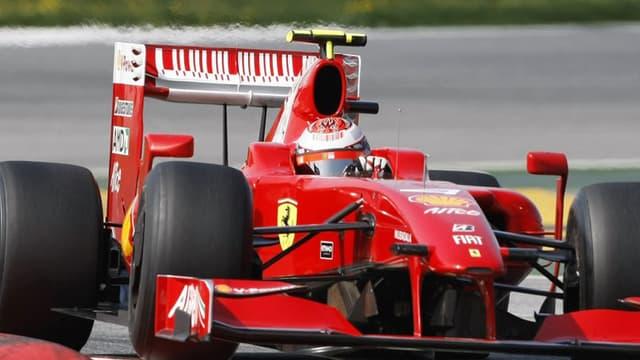 La Scuderia va faire tourner le jeune Jules Bianchi pendant deux jours à Abu Dhabi