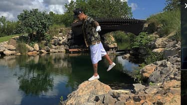 Justin Bieber au Mexique en janvier 2016