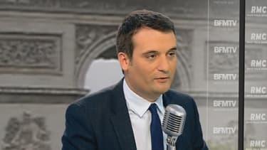 Florian Philippot est l'invité de BFMTV et RMC.