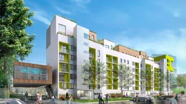 La ville de Nanterre, située dans les Hauts-de-Seine, va construire des maisons sur le toit des HLM. C'est la solution qui a été trouvée pour éviter de démolir tout un quartier.