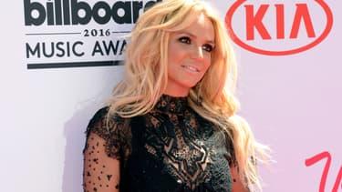 Britney Spears en mai 2016