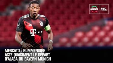 Mercato : Rummenigge acte quasiment le départ d'Alaba du Bayern Munich