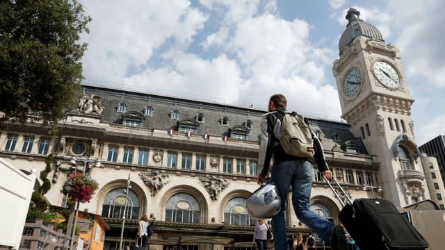 Le trafic a repris en gare de Lyon à Paris ce lundi.