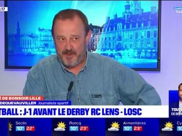 Football: J-1 avant le derby RC Lens - Losc