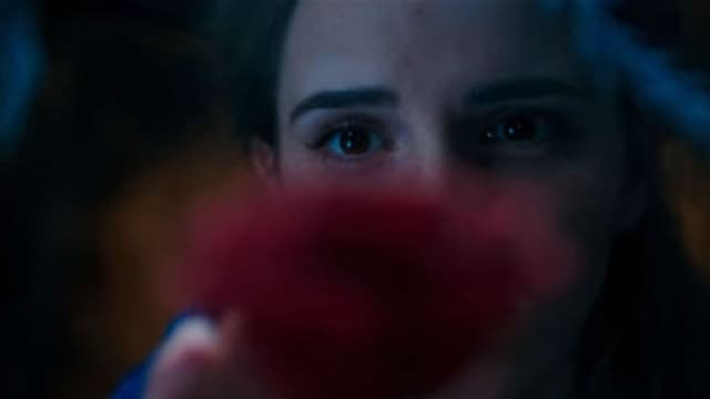 "Emma Watson dans ""La Belle et la Bête"""