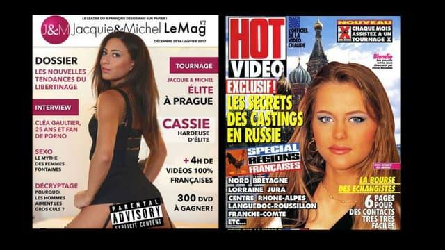 Le magazine Jacquie et Michel et Hot Vidéo vont cohabiter.