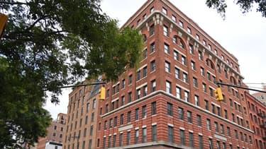 Le siège de la Weinstein Company à New York
