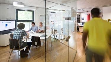 Sur une carrière de 40 ans, un cadre passe 16 années en réunion. (photo d'illustration)