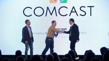 Comcast défie ouvertement Rupert Murdoch et 21st Century Fox.