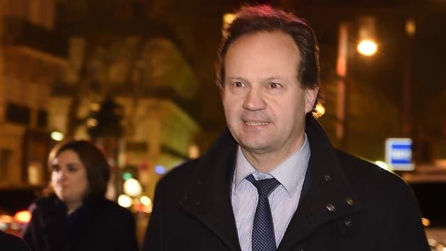 Le député PS Jean-Marc Germain, le 14 décembre 2015.