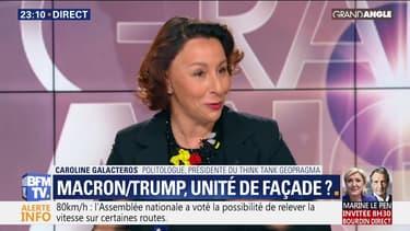 Macron/Trump, unité de façade ?