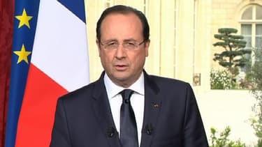 François Hollande a annoncé la mise en place d'un pacte de solidarité.