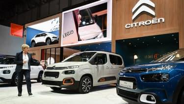 PSA fait encore une fois mieux que le marché au 1er trimestre, avec une belle performance de Citroën notamment, +10%.