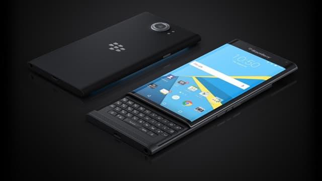 Blackberry a annoncé en septembre dernier qu'il renonçait à produire des smartphones.