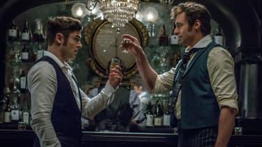 """Hugh Jackman et Zac Efron dans """"The Greatest Showman"""", en salles le 24 janvier 2018"""