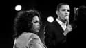 Oprah Winfrey, ici au premier plan.