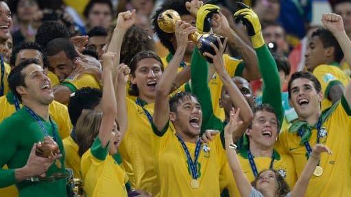 Le Brésil a remporté la Coupe des Confédérations dimanche 30 Juin