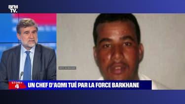 Story 3 : Un chef d'Aqmi tué par la force Barkhane - 11/06