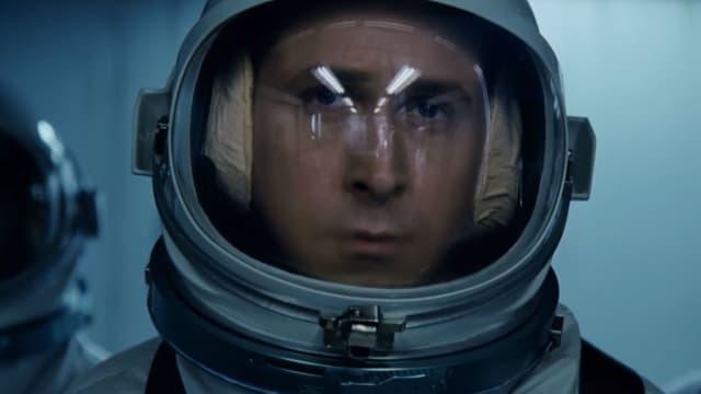 "Ryan Gosling dans ""First Man"" de Damien Chazelle, en salles le 17 octobre 2018"