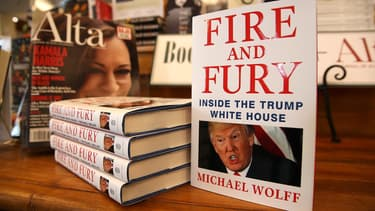 Fire and Fury de Michael Wolff.