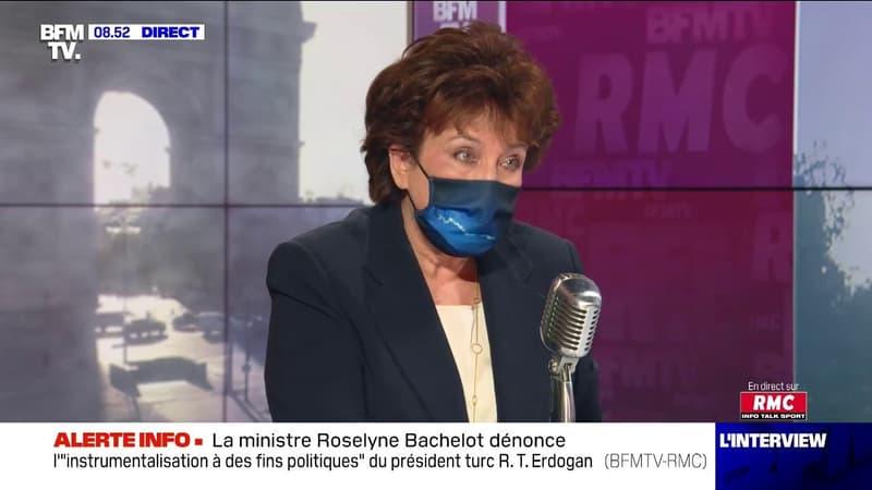"""Roselyne Bachelot: """"La récompense de Roman Polanski [aux César] était malvenue et elle a blessé à juste titre des militantes"""""""