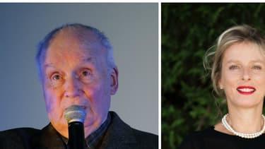 Michel Bouquet Karin Viard et Louis Chedid