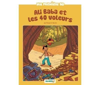 Ali Baba et les 40 voleurs de Richard Di Martino