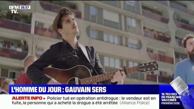 """""""Ta place dans ce monde"""": Gauvain Sers sort une nouvelle chanson"""