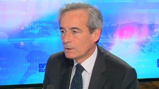 Frédéric Saint-Geours était l'invité de BFM Business ce mardi 28 janvier