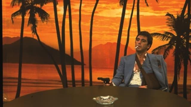"""Scarface"" de Brian de Palma a reçu le label art et essai"