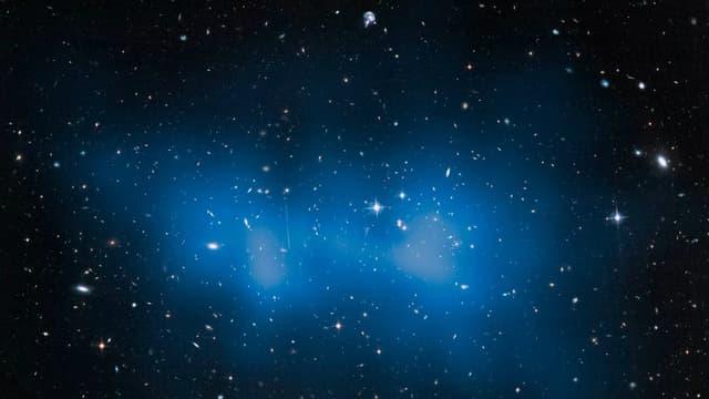 Photo prise par le télescope Hubble