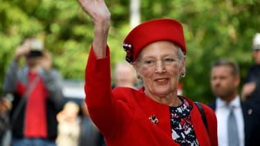 La reine Margrethe II