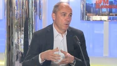 Stéphane Richard, invité sur BFM Business, mercredi 24 avril