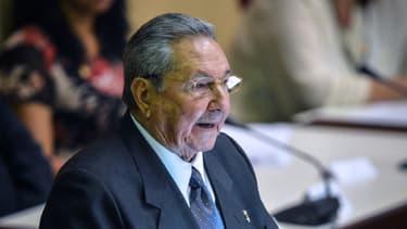 Le président cubain Raul Castro rencontrera son homologue français François Hollande le 1er février à Paris, lors d'une visite officielle en France, a annoncé l'Élysée dans un communiqué - Lundi 18 janvier 2016