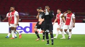 """Ajax-Lille : Courbis regrette l'arbitrage et """"voyait au moins 3 pénaltys"""""""