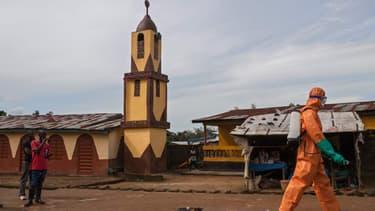 La Sierra Leone, ici en photo, est l'un des pays foyer du virus.