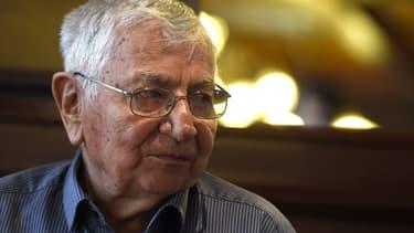 Jean Mercier, le 22 septembre 2015