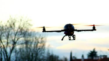 La première livraison par drone aura lieu en Europe, ce vendredi.