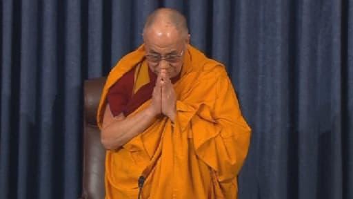 Le dalaï lama a ouvert la séance du Sénat des Etats-Unis jeudi par une prière.