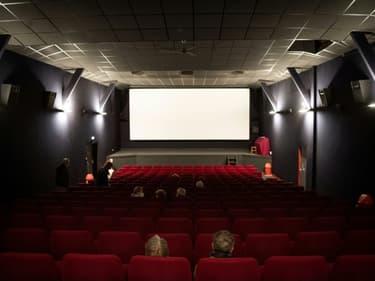 Au cinéma du Palais, sur Belle-île-en-mer, le 19 mai 2021